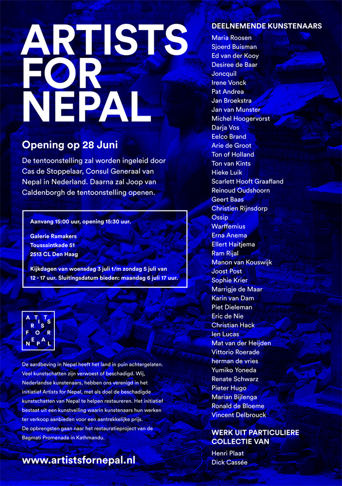 Artists-for-Nepal-Uitnodiging